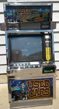 IGT I GAME VIDEO USED CARS SLOT MACHINE ( COINLESS ) ( TICKET PRINTER )