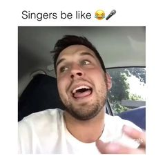 """350.1k Likes, 7,197 Comments - Singing & Inspirational Videos (@hotvocals) on Instagram: """"Me   Credit: @treynkennedy  #hotvocals #singers #funny"""""""