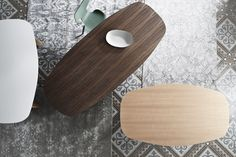Jaime Hayon designs Analog table for use in home, office or restaurant :( my table...