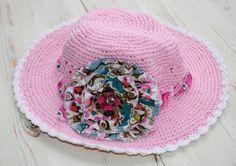 Girls Easter Hat!