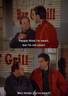 Seinfeld :)