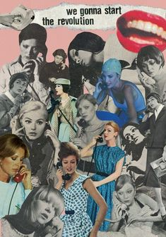 Is fashion woman thing? © ️️ Mar Ordonez / The art of my mother Feminist Quotes, Feminist Art, Collages, Collage Art, Body Positivity, Riot Grrrl, Poster Design, Gcse Art, Art Graphique