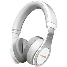 Klipsch - Wireless On-Ear Headphones - White, 1063392 - ON-EAR BT WHITE