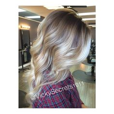my hair is so ready for this type of ombre'