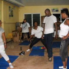 Women on the Move for Health #Mahdia #Guyana #PeaceCorps