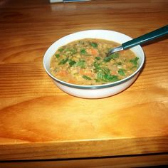 Moosewood Lentil Soup Recipe