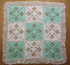 Hi everyone! I appreciate your continued interest in this square! I have received a lot of requests to translate this pattern into various languages. While I only speak English, I understand the want and need to be able to read a pattern in your native tongue. So, since this pattern is free, and will remain free, if you feel like you need to translate into a language you and your peers can understand, please feel free to do so. I will not be upset, I promise! I apologize to those of you who…