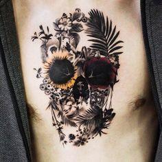 tattoo art by Sergey Proskura