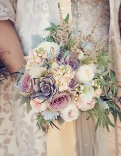 My gorgeous bouquet by @table di nove