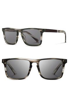 1bc88c1f27a Men s Shwood  Govy  52mm Polarized Sunglasses