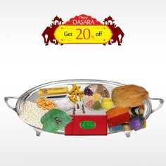 Buy authentic #DurgaPoojaKit  this #Dasara  and make the festival more auspicious.Get 20% off on all #DasaraFestivalItems . Hurry Up! Limited Offer!  #BringHomeFestival