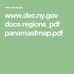 www.dec.ny.gov docs regions_pdf panamasfmap.pdf