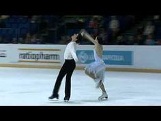 2013 Finlandia Trophy - V/M Free Dance. I'm underwhelmed. It looks a lot like the 2010 Mahler program.