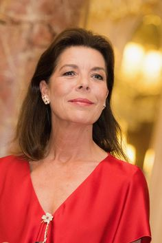 """Princess Caroline Photos Photos - Princess Caroline of Hanover attends the award ceremony of the International """"Concours de Bouquets""""  on May 30, 2015 in Monaco, Monaco. - Monaco: International 'Concours de Bouquets' - Bouquet Competition"""