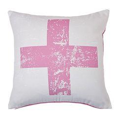 Habito Cushion Cross 43cm x 43cm