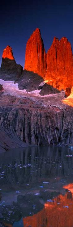 Final Destination: Torres del Paine, Patagonia.
