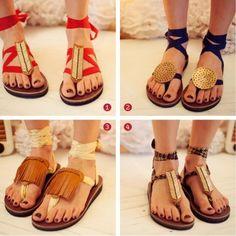 Holiday Sseko Sandals!