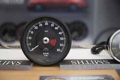 SMITHS Product News with a new digital #tachometer for the classic #Jaguar #EType #sportscar. The new gauge retains the style and look of the original gauge, but incorporates modern digital technology. http://www.smiths-instruments.co.uk/blog/new-smiths-digital-tachometer-for-the-classic-jaguar-e-type