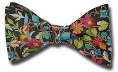 Liberty of London Windrush Bow Tie