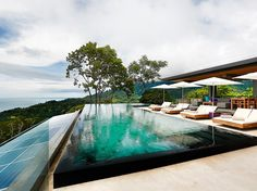 Kura Design Villas in Uvita, Costa Rica Amazing Pools at the Best New Hotels : Condé Nast Traveler