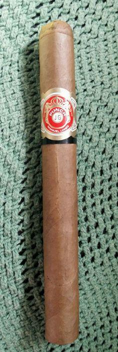 Manuel Lopez Punch Churchill cigar 90pts