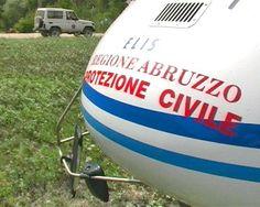 Elicottero Protezione civile Abruzzo