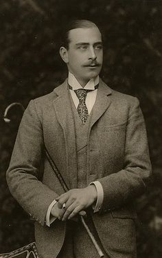 """A Dandy In Aspic:"" Royal Roué: Prince ""Frank"" of Teck, Brother To The Queen 