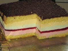 Domowe ciasta i obiady: Ciasto Tęczowy obłoczek Food Cakes, Christmas Baking, Ale, Cake Recipes, Cheesecake, Cooking Recipes, Sweets, Cookies, Decorating Cakes