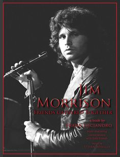I've just finished this book and it's well worth a read. A must read. I've always been a huge Morrison and Doors fan and never felt like I completely understood who Jim really was and what made him...http://garyrocks.wordpress.com/2014/06/11/a-revealing-new-book-about-jim-morrison-by-frank-lisciandro-a-man-that-knew-the-real-jim-very-well/