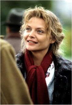 """Michelle Pfeiffer - as Katya in """"The Russia House"""" film."""