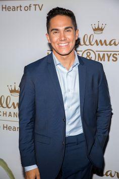 Hallmark Channel & Hallmark Movies & Mysteries TCA 2017 - Carlos Pena will star with wife Alexa PenaVega (Destination Wedding) in Enchanted Christmas!
