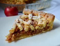 Recept na koláč z křehkého těsta, který je prostě skvělý. Krispie Treats, Rice Krispies, Apple Pie, French Toast, Food And Drink, Breakfast, Morning Coffee, Apple Cobbler, Rice Krispie Treats