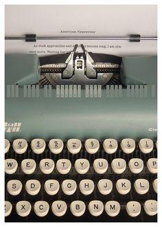 Tom Davie | 2011 Typographic Posters