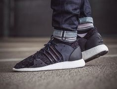 Adidas EQT 3-3 F15 PK Statement Primeknit Black Grey (4)