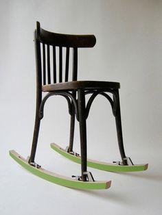 Rocking Chair Transformer Kit