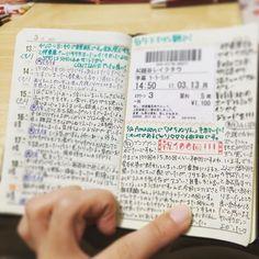2017/03/13〜03/19の能率手帳ゴールド 銀座 伊東屋さんで万年筆のインクを買い、映画を観ました。 週末は実家に帰りました。家族全員に「太ったね」と言われてけっこう傷つきました…。ダイエットします…(´・ω・`) #能率手帳ゴールド #能率手帳