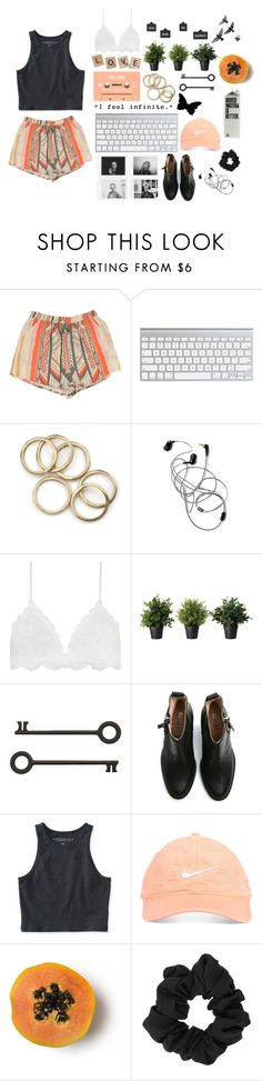 """""""IF YOU'RE THE ONE FOR ME, LIKE GRAVITY, I'LL BE UNSTOPPABLE."""" by myprettyboys4 ❤ liked on Polyvore featuring MINKPINK, Wallflower, Acne Studios, Aéropostale, Nike Golf and Miss Selfridge"""