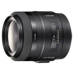 Sony 35mm f1.4 G Lenses