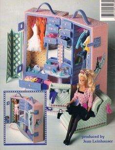 Fashion Doll Dressing Room 21/21