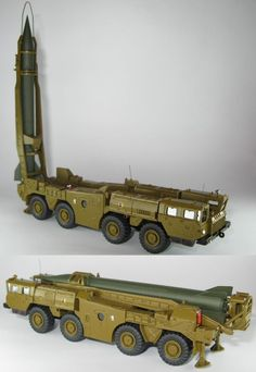 SCUD-B Soviet Surface-to-Surface missile launcher UdSSR - 1:87 HO Ho Scale Train Layout, Ho Scale Trains, Train Layouts, Porsche 911, Snl, Jennifer Lopez, Science And Technology, Cannon, Cool Toys