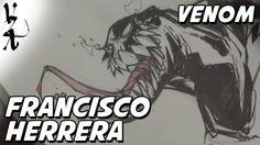 Francisco Herrera drawing Venom