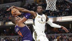 Les Pacers se promènent face aux Suns -  Pourtant privés de Darren Collison et toujours de Myles Turner, les Pacers ont donné une leçon de basket aux Suns pour s'imposer 116-101. Le score est d'ailleurs en trompe-l'oeil tant… Lire la suite»  http://www.basketusa.com/wp-content/uploads/2018/01/oladipo-suns-570x325.jpg - Par http://www.78682homes.com/les-pacers-se-promenent-face-aux-suns homms2013 sur 78682 homes #Basket