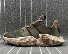 c00f4df1ca5ed1 Discount adidas Prophere Trace Olive Solar Red For Sale