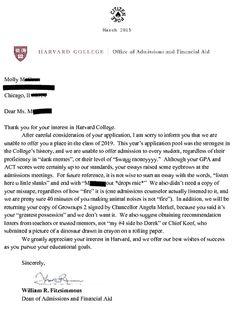 humorous college essay