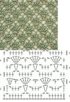 Watch This Video Beauteous Finished Make Crochet Look Like Knitting (the Waistcoat Stitch) Ideas. Amazing Make Crochet Look Like Knitting (the Waistcoat Stitch) Ideas. Crochet Diy, Crochet Simple, Stitch Crochet, Crochet Motifs, Crochet Diagram, Crochet Chart, Love Crochet, Crochet Doilies, Beautiful Crochet