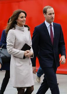 November 28, 2012 Today, The Duke and Duchess of Cambridge paid a visit to their namesake city for the first time since accepting their royal titles. Cambridge has been awaiting the visit since the Queen bestowed the dukedom on her grandson just a few hours before he married Kate in April of last year.