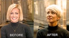 claire underwood haircut - YouTube