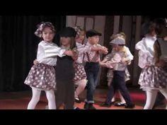 """""""Polka warszawska"""" w wykonaniu 5-latków z Przedszkola nr 2 w Sulęcinie - YouTube Crafts For Kids, Preschool, Popular, Activities, Youtube, Education, Music, People, Dancing"""