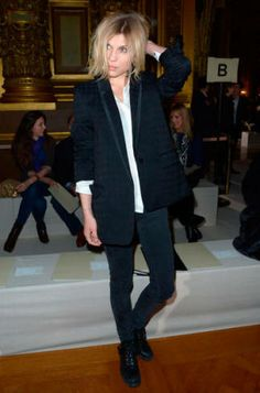 Clemence Poesy Style File