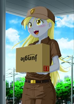 Comic Manga, Special Delivery, Slice Of Life, Just For Fun, My Little Pony, Deviantart, Anime, Fictional Characters, Ditsy